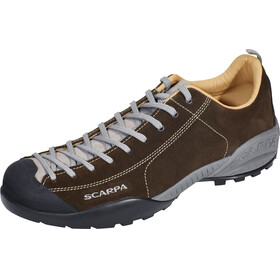 Scarpa Mojito Leather Shoes Unisex cocoa